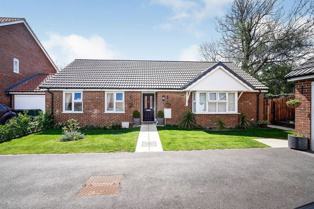 3 bed detached bungalow for sale in Adcock Road, Watton, Thetford IP25