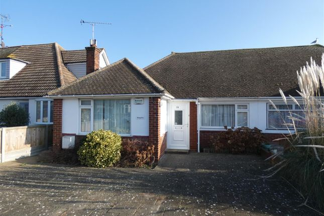 Thumbnail Bungalow to rent in Pier Avenue, Tankerton, Whitstable