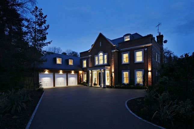 Thumbnail Detached house for sale in Monks Drive, Ascot