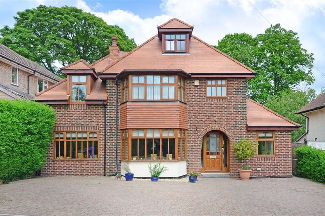Thumbnail Detached house for sale in Stone Delf, Sheffield, Yorkshire
