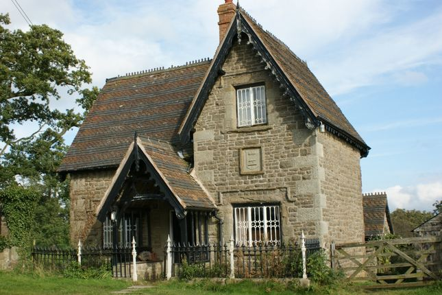 Thumbnail Detached house to rent in Court Of Hill, Nash