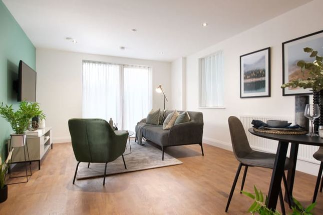 Thumbnail Flat for sale in Wellington Street, London