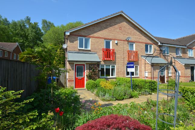 Thumbnail Semi-detached house for sale in Excalibur Way, Riverside Village, Chesterfield