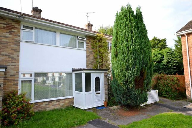 Thumbnail Terraced house to rent in Woodvale Gardens, New Milton