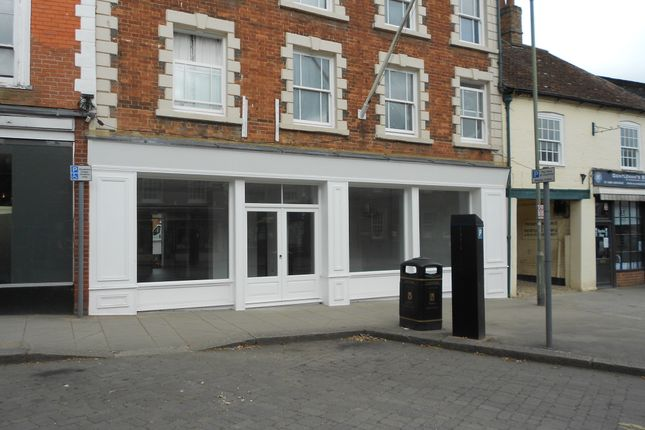 Thumbnail Retail premises to let in 13 High Street, Hungerford, Berkshire