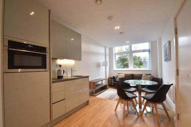 1 bed flat for sale in Laporte Way, Luton LU4