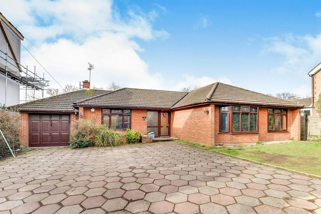 Thumbnail Detached bungalow for sale in Silverdale Street, Kempston, Bedford