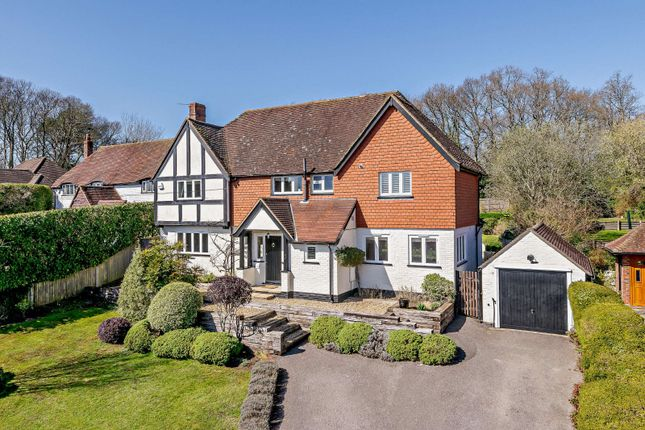 4 bed detached house for sale in Pine View Close, Haslemere GU27