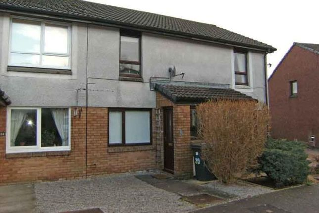 Thumbnail Terraced house to rent in Aspen Crescent, Dumfries