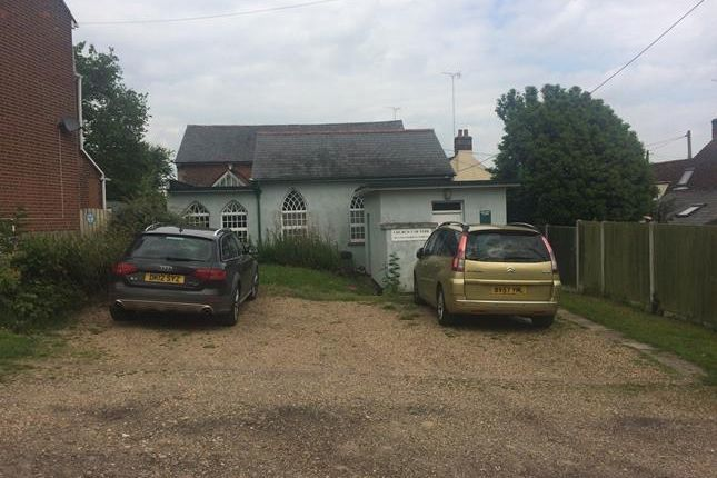 Thumbnail Office for sale in Ramsey Methodist Church, The Street, Ramsey, Harwich, Essex