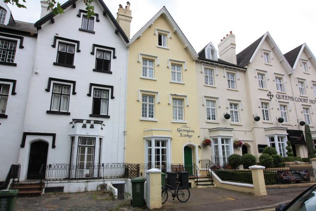 Thumbnail Terraced house to rent in Bystock Close, Queens Terrace, Exeter