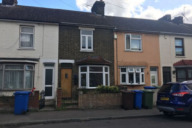 Thumbnail Terraced house for sale in Harold Street, Queenborough