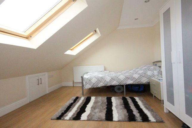 Thumbnail Semi-detached house to rent in Churchill Avenue, Hillingdon, Uxbridge