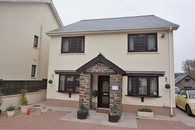 Thumbnail Detached house for sale in Alltycnap Road, Carmarthen