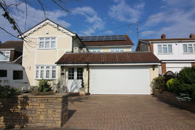 Thumbnail Detached house for sale in Homefields Avenue, Benfleet