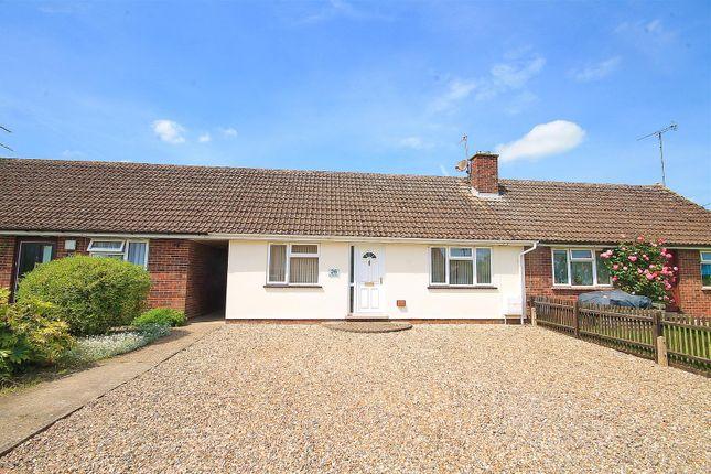 Thumbnail Semi-detached bungalow for sale in Northfields, Lode, Cambridge