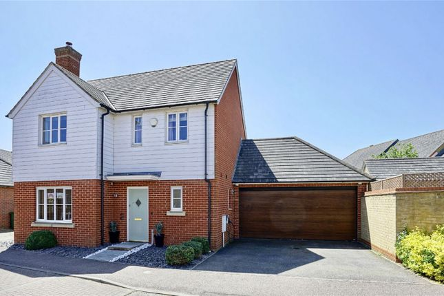 Detached house for sale in Eynesbury, St Neots, Cambridgeshire