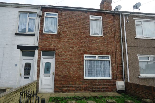Thumbnail Terraced house for sale in North Seaton Road, Ashington