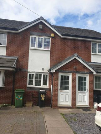 Thumbnail Terraced house to rent in Victoria Gardens, Off John Street, Brierley Hill