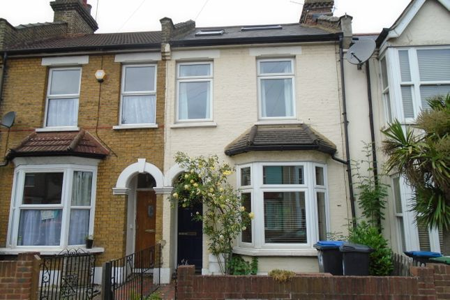 Thumbnail Terraced house to rent in Stanley Road, Bounds Green
