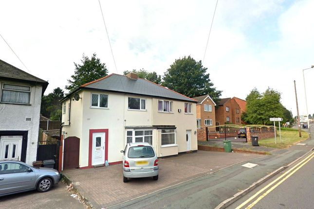 Thumbnail Semi-detached house to rent in Parkfield Road, Wolverhampton