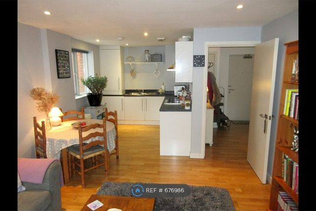 Thumbnail Flat to rent in Castle Quay, Bedford