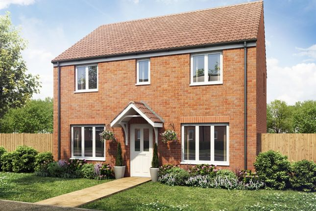 "Thumbnail Detached house for sale in ""The Chedworth"" at Elfin Way, Blyth"