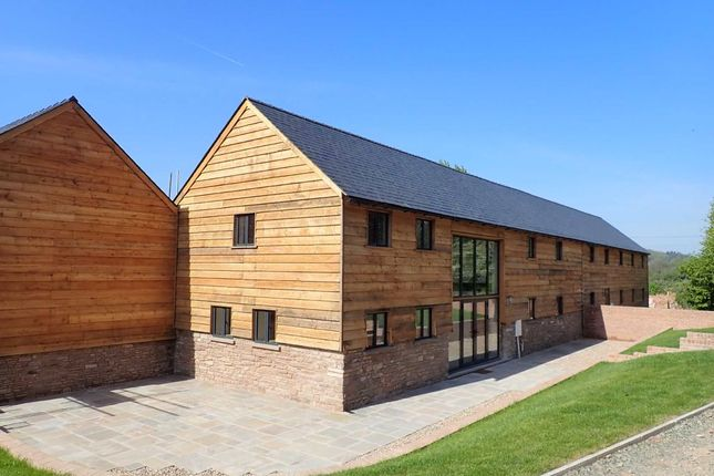 Barn conversion for sale in Lower Derndale, Wellington, Hereford