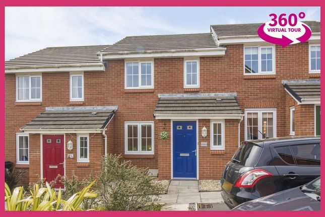 Thumbnail Terraced house for sale in Clos Marteg, Bettws, Newport