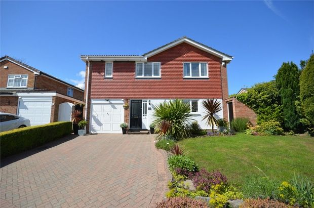 Thumbnail Detached house for sale in Morello Drive, Spital, Merseyside