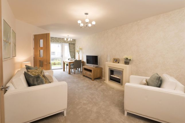 Thumbnail Flat for sale in Burey Court, Barnacre Road