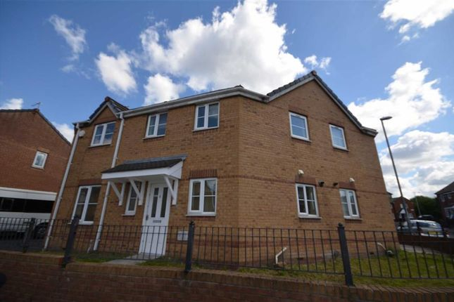 Thumbnail Semi-detached house to rent in Everside Drive, Cheetwood, Manchester, Greater Manchester