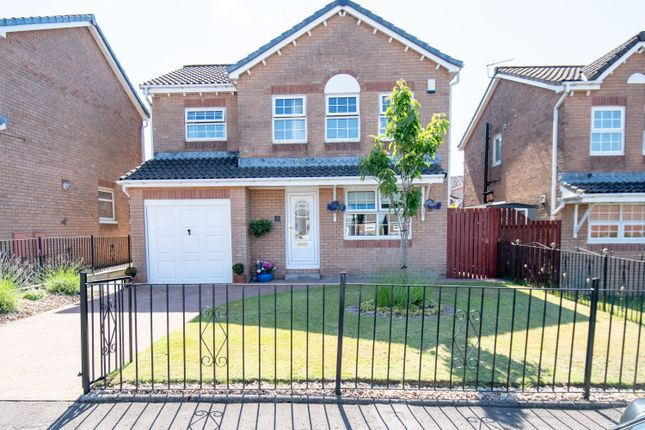 Thumbnail Detached house for sale in Garvel Drive, Greenock