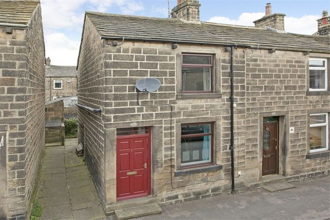 Thumbnail End terrace house for sale in 7 Peel Place, Burley In Wharfedale, West Yorkshire