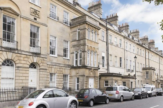 Thumbnail Flat to rent in Marlborough Buildings, Bath