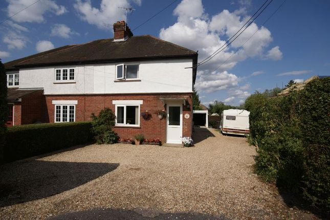 3 bed semi-detached house for sale in Dunleys Hill, Odiham, Hampshire
