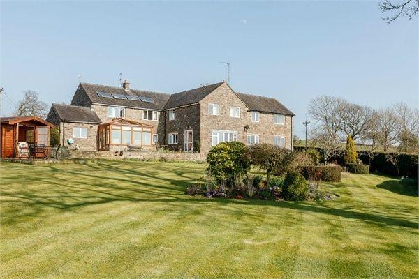 Thumbnail Detached house for sale in Park Lane, Endon, Stoke-On-Trent, Staffordshire