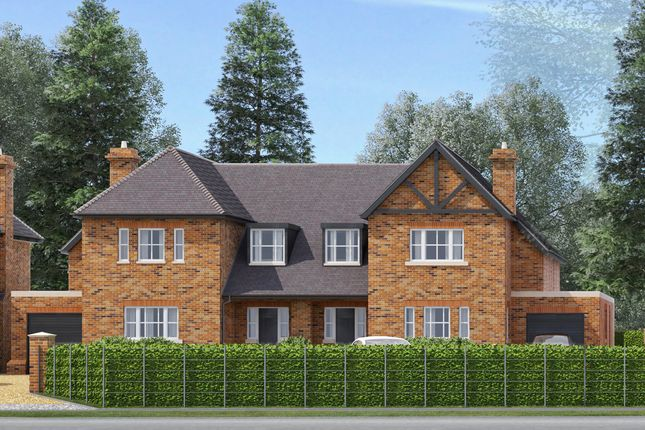 Thumbnail Semi-detached house for sale in London Road, Shenley, Radlett