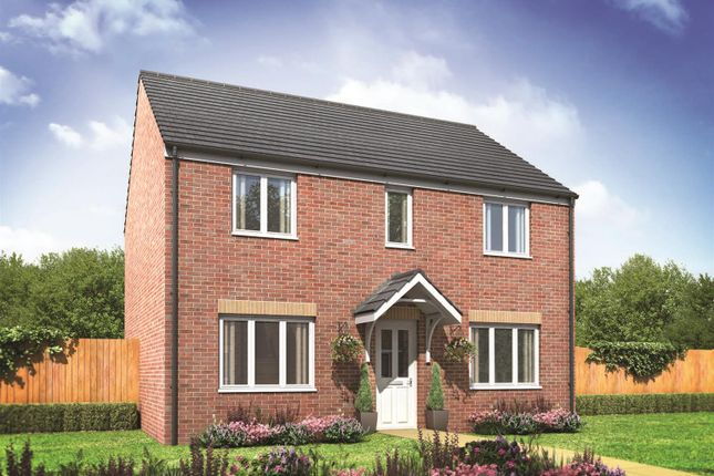 Thumbnail Detached house for sale in Plot 209, The Chedworth, Cardea, Peterborough