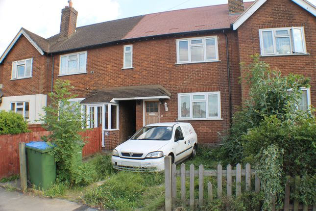 Thumbnail Terraced house to rent in Paston Crescent, London