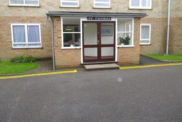 Thumbnail Flat to rent in St Thomas, West Parade, Bexhill-On-Sea