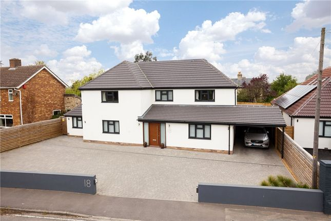 Thumbnail Detached house for sale in Church Road, Stow-Cum-Quy, Cambridge