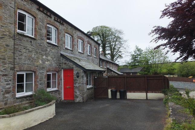 Thumbnail Terraced house to rent in Penpill, Callington