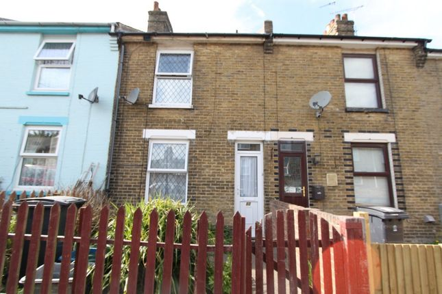 2 bed terraced house for sale in Mayers Road, Walmer
