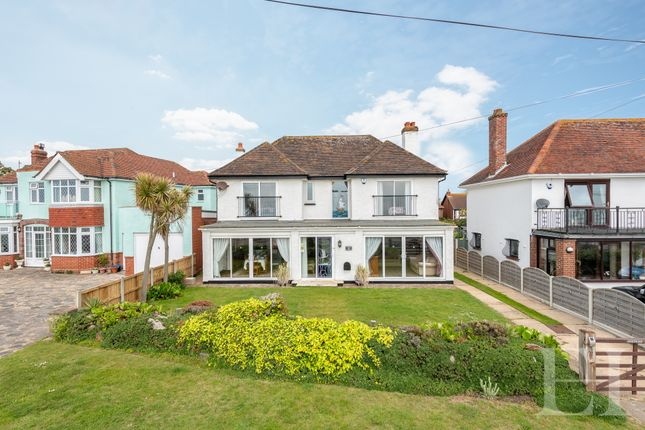 Thumbnail Detached house for sale in The Esplanade, Holland-On-Sea, Clacton-On-Sea