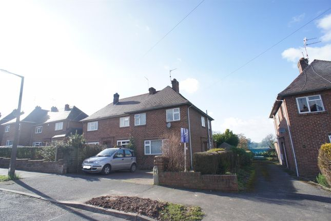 Thumbnail Semi-detached house to rent in Ferrers Crescent, Duffield, Belper