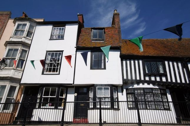 Thumbnail Terraced house for sale in High Street, Hastings, East Sussex