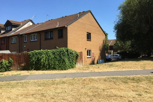 Thumbnail Maisonette to rent in Helmsdale Close, Yeading, Hayes