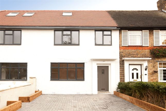 Thumbnail End terrace house to rent in Penryhn Grove, Walthamstow