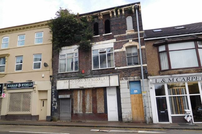 Retail premises for sale in King Street, Stoke-On-Trent, Staffordshire